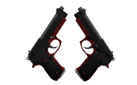 Dual Berettas | Panther (Factory New)