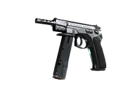 CZ75-Auto | Tread Plate (Factory New)