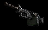Souvenir M249 | Contrast Spray (Battle-Scarred)