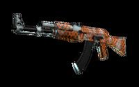 Souvenir AK-47 | Safety Net (Field-Tested)