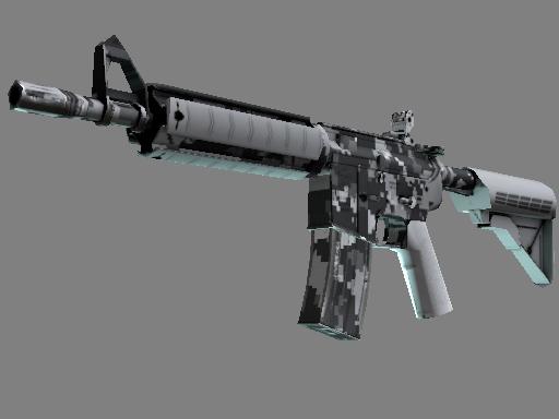 Souvenir M4A4   Urban DDPAT (Minimal Wear)