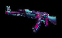 AK-47 | Neon Rider (Minimal Wear)