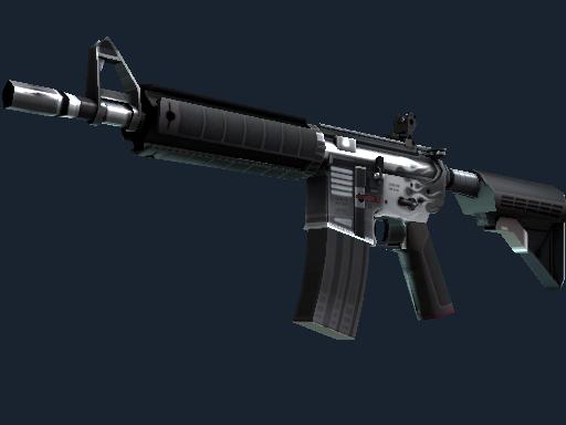 StatTrak™ M4A4 | Magnesium (Minimal Wear)