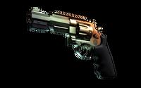 Souvenir R8 Revolver | Amber Fade (Factory New)