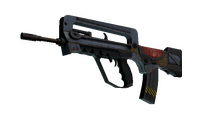 FAMAS | Decommissioned (Field-Tested)