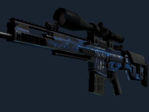 SCAR-20 | Assault (Battle-Scarred)