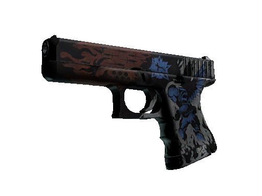 Glock-18 | Sacrifice (Battle-Scarred)