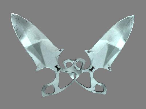 ★ Shadow Daggers | Urban Masked (Field-Tested)