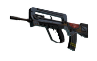 FAMAS | Decommissioned (Minimal Wear)