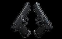StatTrak™ Dual Berettas | Elite 1.6 (Field-Tested)