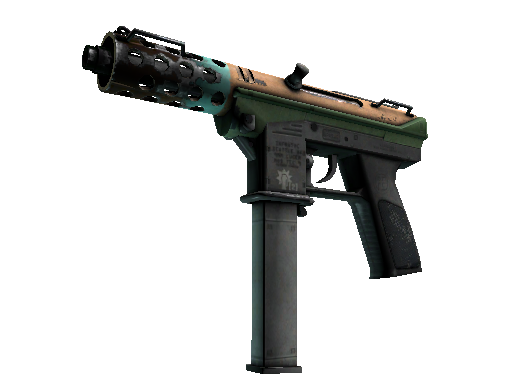 Tec-9 | Flash Out (Battle-Scarred)