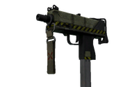 MAC-10 | Classic Crate (Battle-Scarred)
