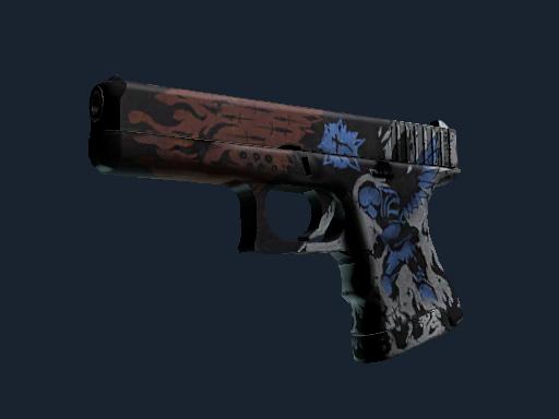 StatTrak™ Glock-18   Sacrifice (Minimal Wear)