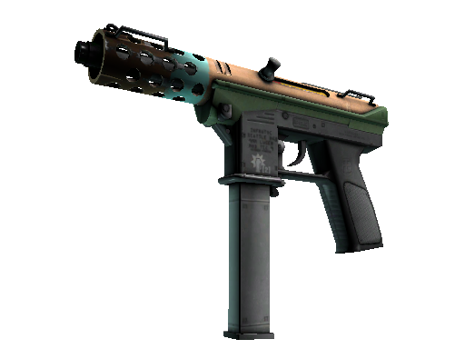 Tec-9 | Flash Out (Well-Worn)