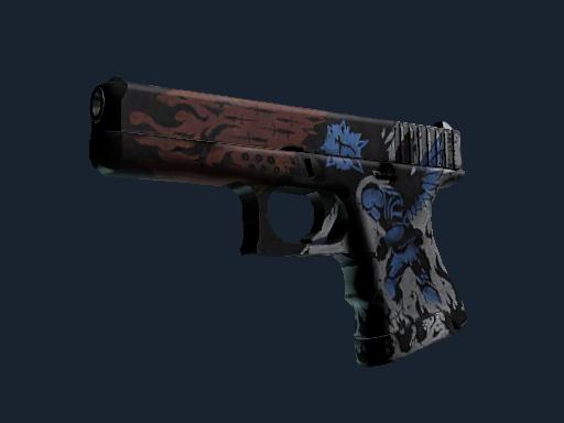 StatTrak™ Glock-18 | Sacrifice (Well-Worn)