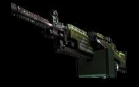 M249 | Aztec (Well-Worn)