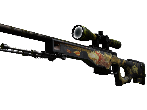 AWP | Dragon Lore (Battle-Scarred)