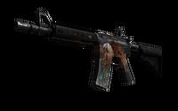 StatTrak™ M4A4 | Griffin (Battle-Scarred)
