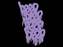Sealed Graffiti | BEEP (Violent Violet)