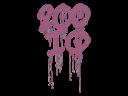 Sealed Graffiti | 200 IQ (Princess Pink)