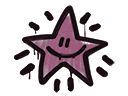 Sealed Graffiti | Shining Star (Princess Pink)