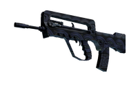 FAMAS | Night Borre (Minimal Wear)