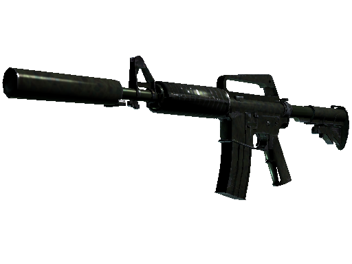 M4A1-S | Moss Quartz (Field-Tested)