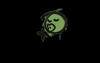 Sealed Graffiti | Smooch (Battle Green)
