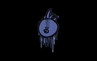 Sealed Graffiti | Bock Bock (SWAT Blue)
