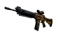 SG 553 | Colony IV (Field-Tested)