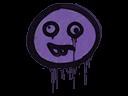 Sealed Graffiti | Goofy (Monster Purple)