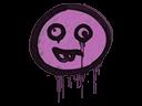 Sealed Graffiti | Goofy (Bazooka Pink)