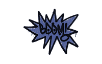 Sealed Graffiti | BOOM (SWAT Blue)