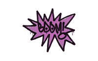 Sealed Graffiti | BOOM (Bazooka Pink)