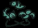 Sealed Graffiti | Dizzy (Frog Green)
