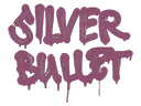 Sealed Graffiti | Silver Bullet (Princess Pink)
