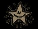 Sealed Graffiti | Shining Star (Dust Brown)