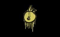Sealed Graffiti | Bock Bock (Tracer Yellow)
