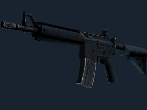 M4A4 | Dark Blossom (Minimal Wear)