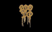 Sealed Graffiti | 200 IQ (Desert Amber)