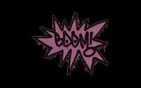 Sealed Graffiti | BOOM (Princess Pink)