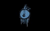 Sealed Graffiti | Bock Bock (Monarch Blue)