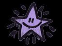 Sealed Graffiti | Shining Star (Violent Violet)