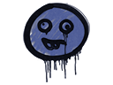 Sealed Graffiti | Goofy (SWAT Blue)