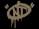 Sealed Graffiti   NT (Dust Brown)