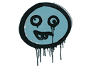 Sealed Graffiti   Goofy (Wire Blue)