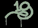 Sealed Graffiti | 1G (Cash Green)