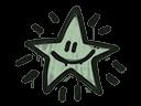 Sealed Graffiti   Shining Star (Cash Green)