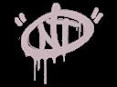 Sealed Graffiti | NT (War Pig Pink)