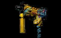 MAC-10 | Stalker (Battle-Scarred)